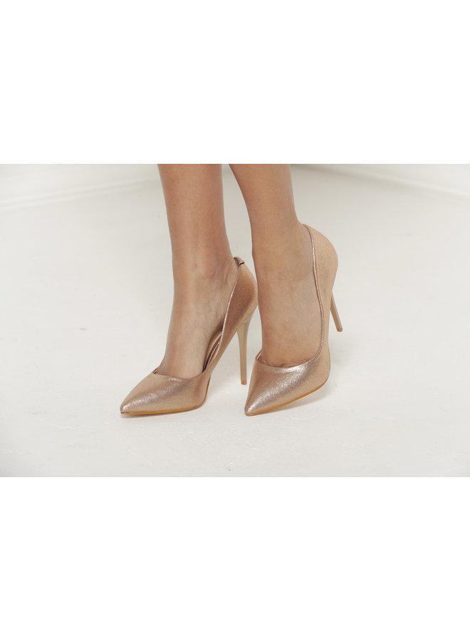 Party Heels - Rosegold #B-136