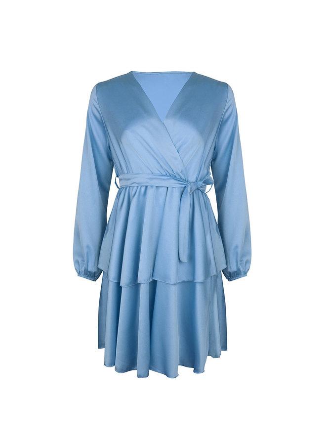 Monaco dress - blue #1523