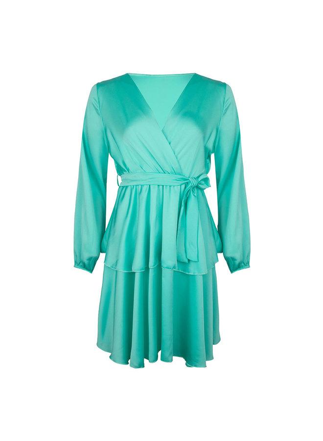 Monaco dress - green #1523