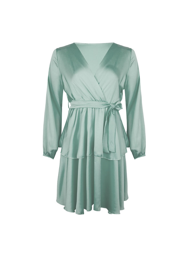 Monaco dress - mint #1523