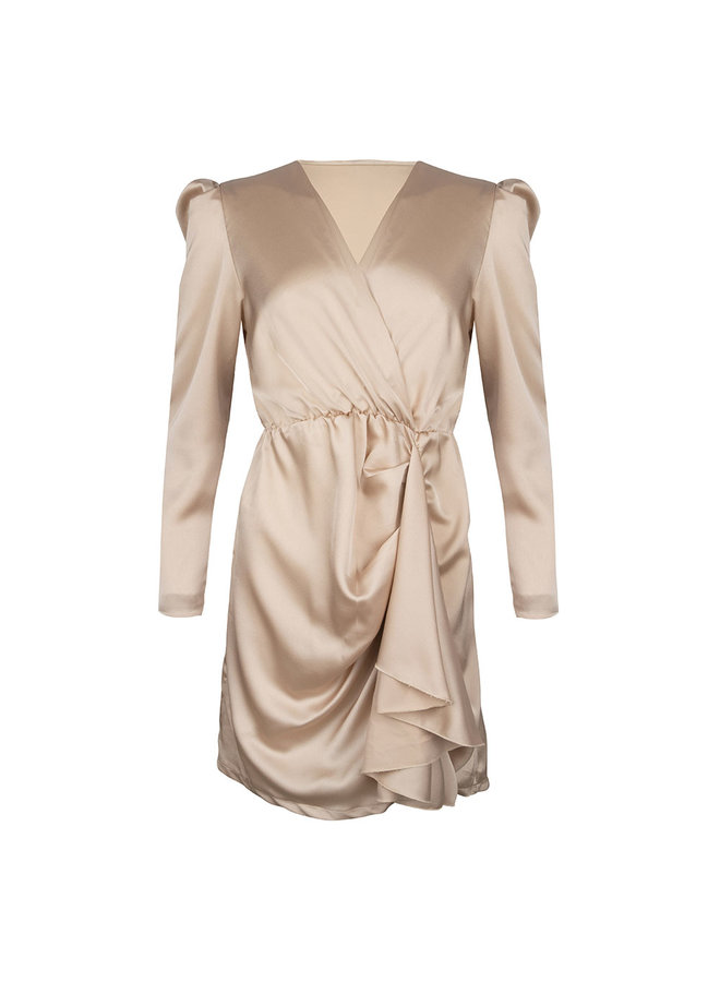 Gianni dress - gold #1522
