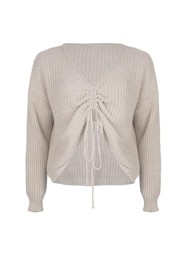Hailey sweater - creme #1518