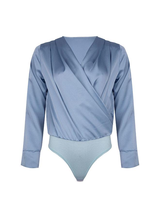 Vicky bodysuit - blue #1503