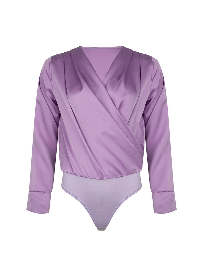 Vicky bodysuit - purple #1503