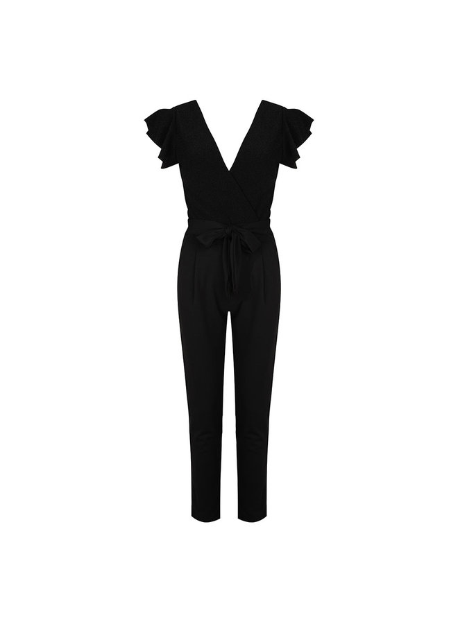 The one that i want jumpsuit - black #1496