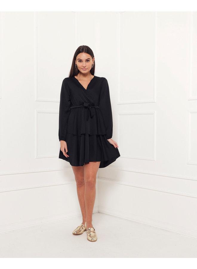 Monaco dress - black #1523