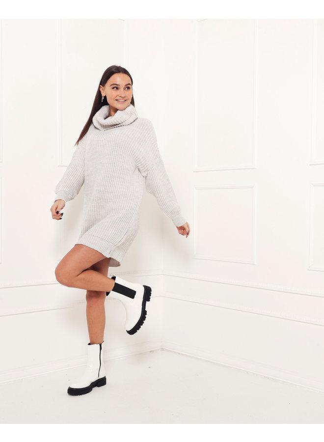 Kim oversized sweater - grey #1504