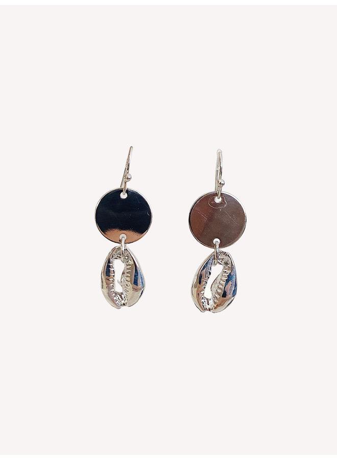 Earring - Silver #1335
