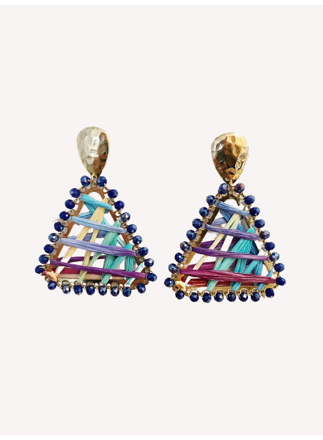 Earring - Colorful #287