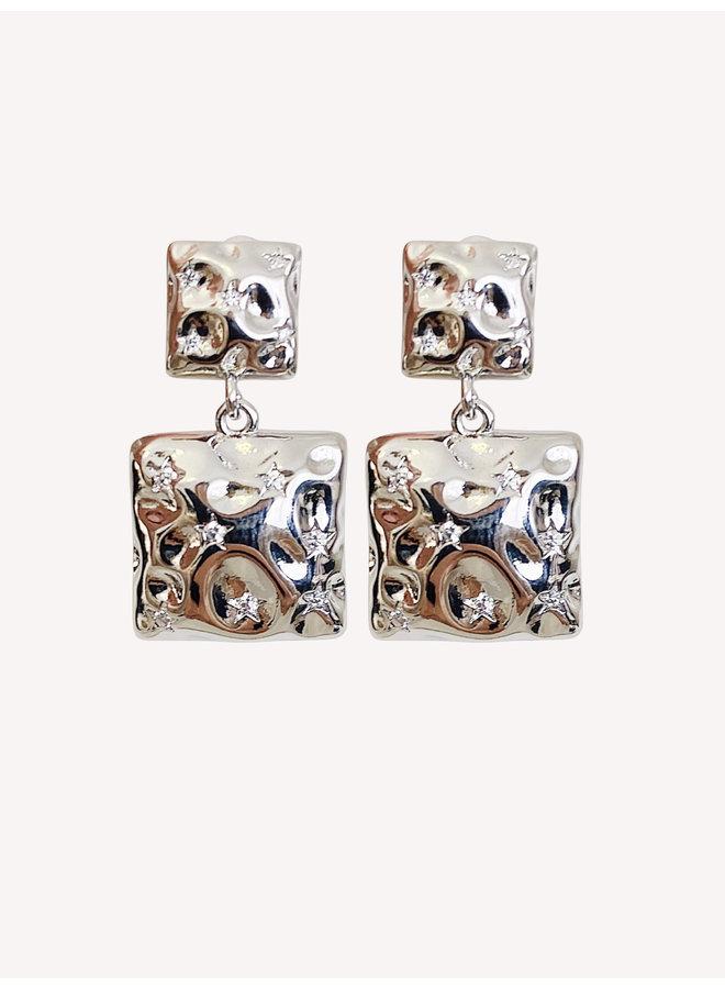 Earring - Silver - #1333