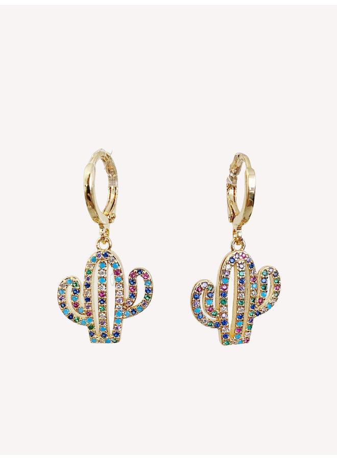 Earring - Gold #1325