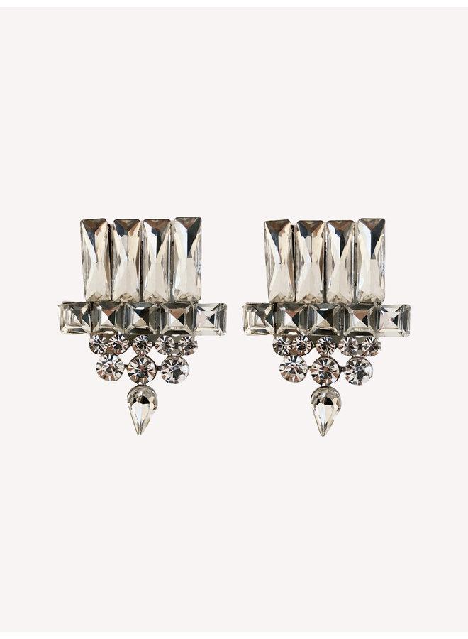 Earring - Silver #267