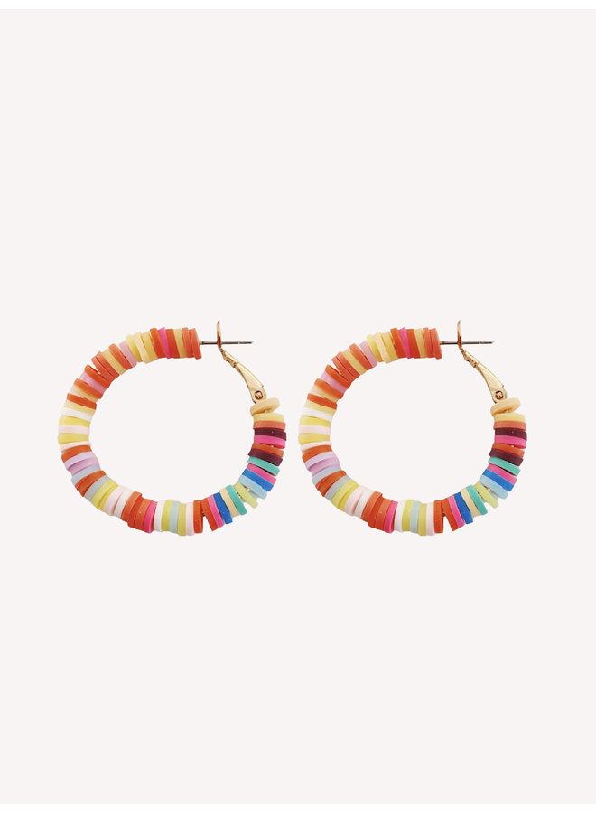 Earring - Rainbow #274