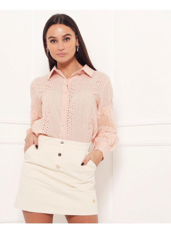 Joyce top - pink #1515