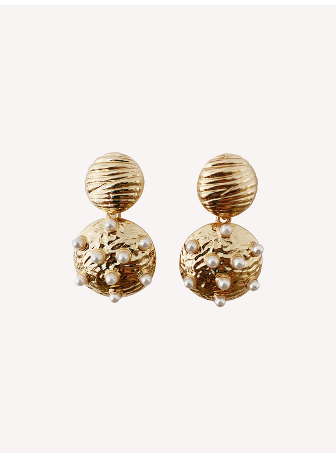 Nina Earring - Gold #29
