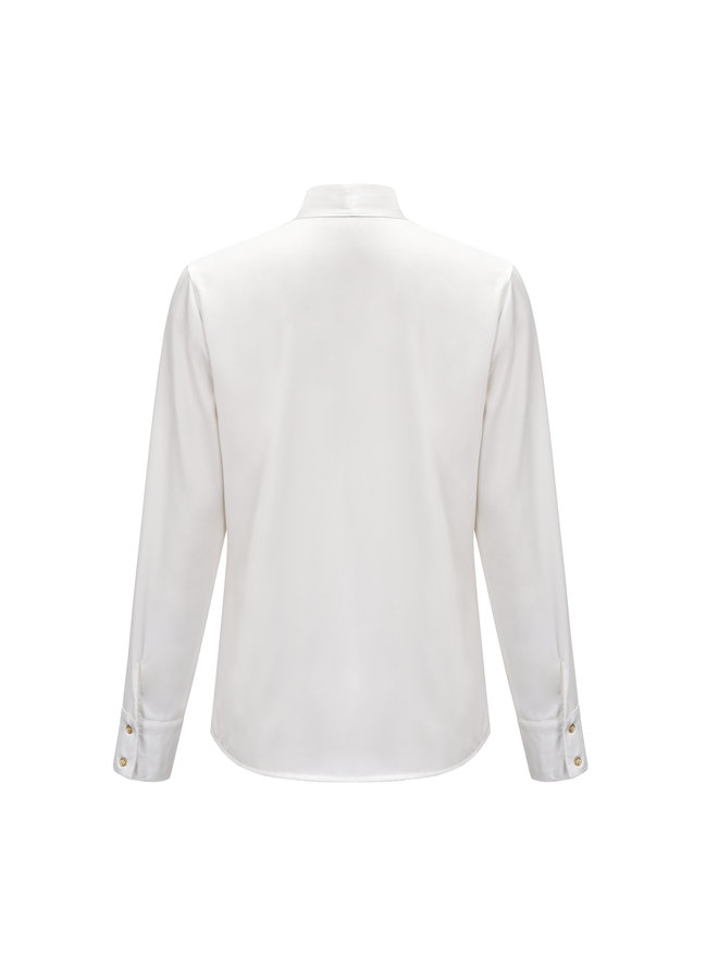 Top Natale Offwhite