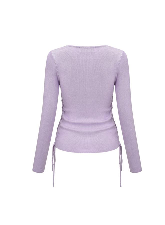 Top Rima Purple