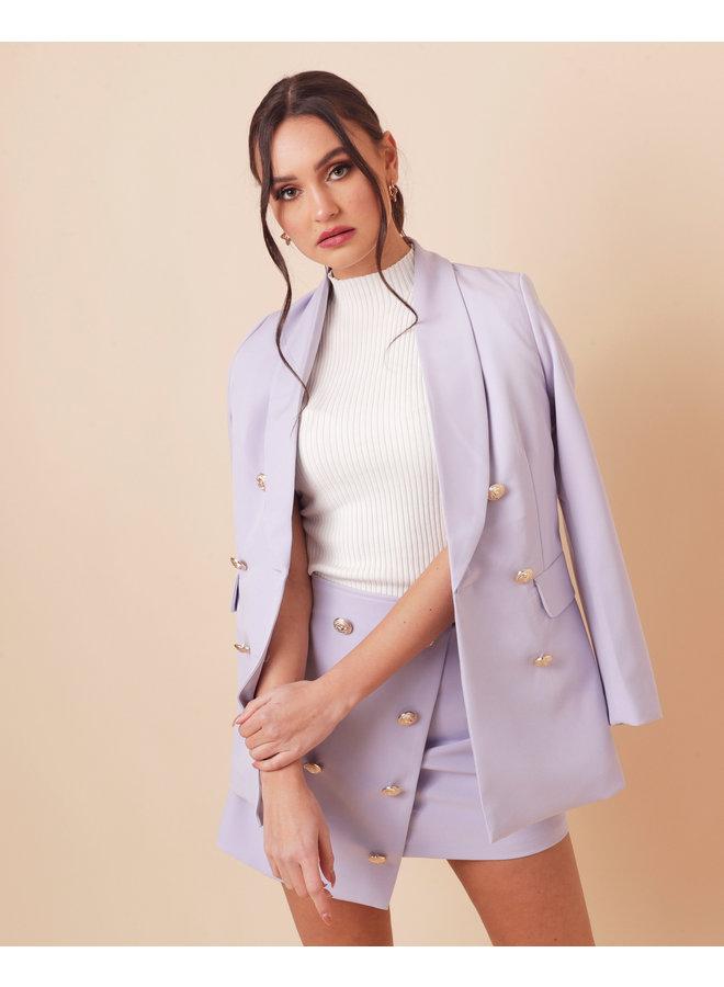 Skirt Isea Purple