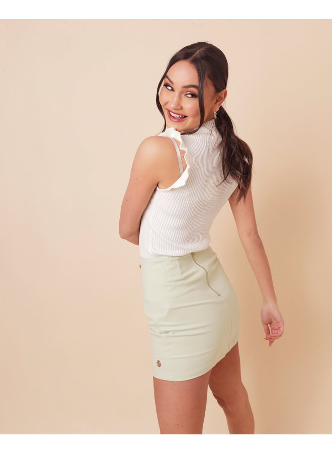 Skirt Isea Green
