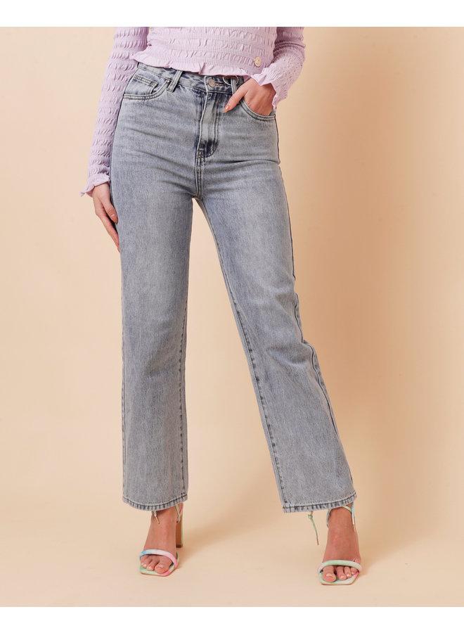 Temporary lover jeans - medium wash #1537