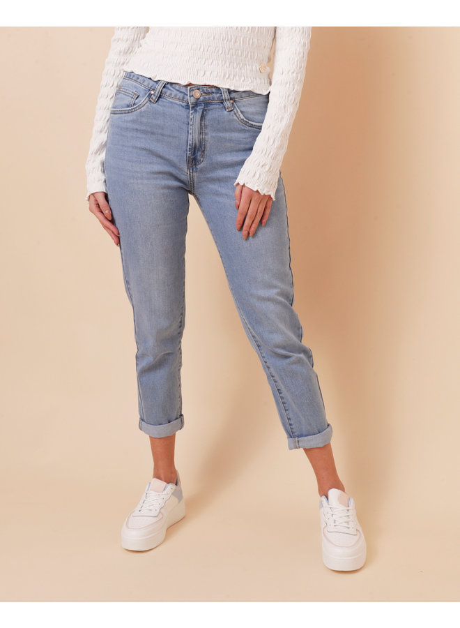 So over you denim jeans - light wash #1539