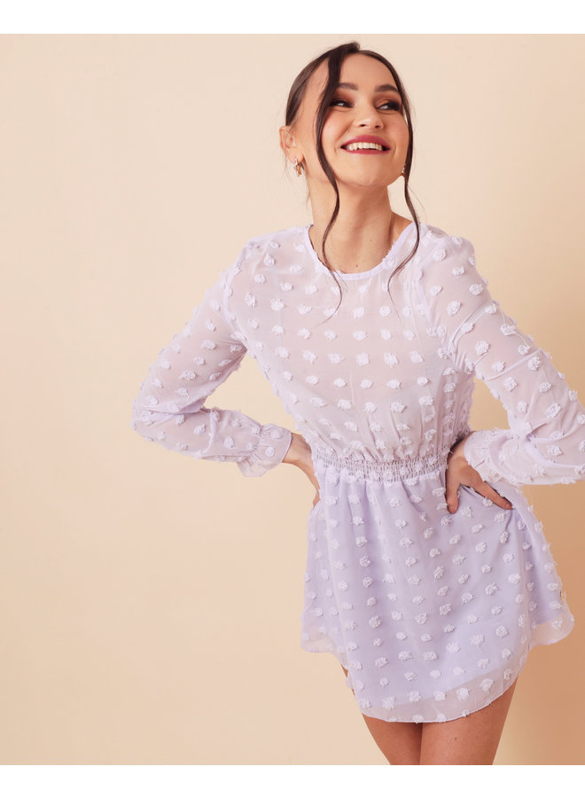 Dress Dolly Purple