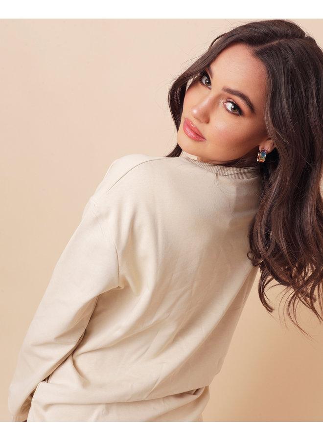 Sweater Coco Beige