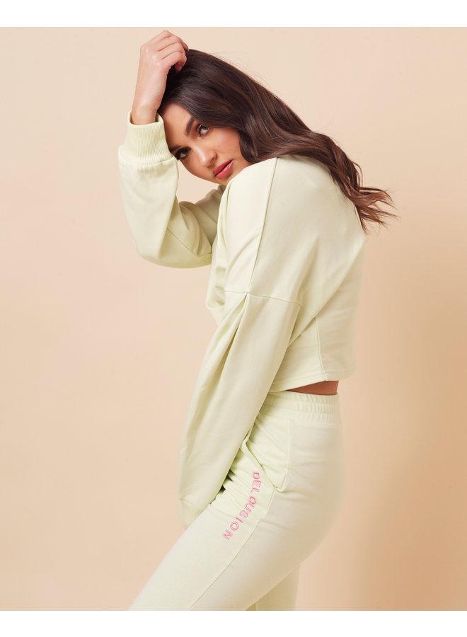 Sweater Mexx Yellow