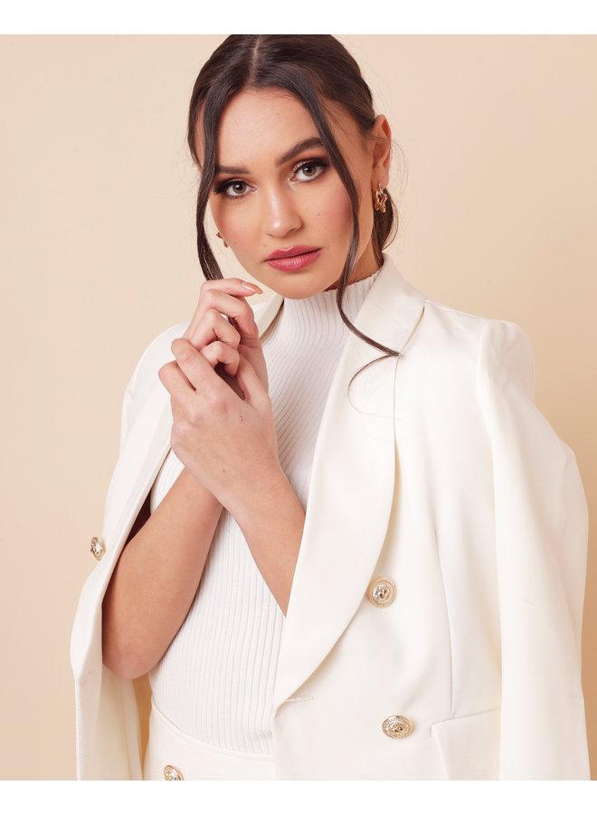 Jacket Niya Offwhite