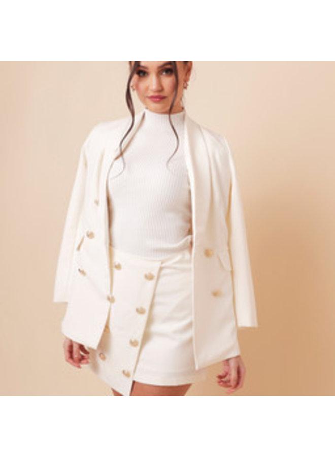 Skirt Isea Offwhite