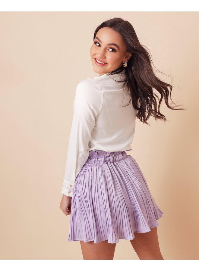 Skirt Emma Purple
