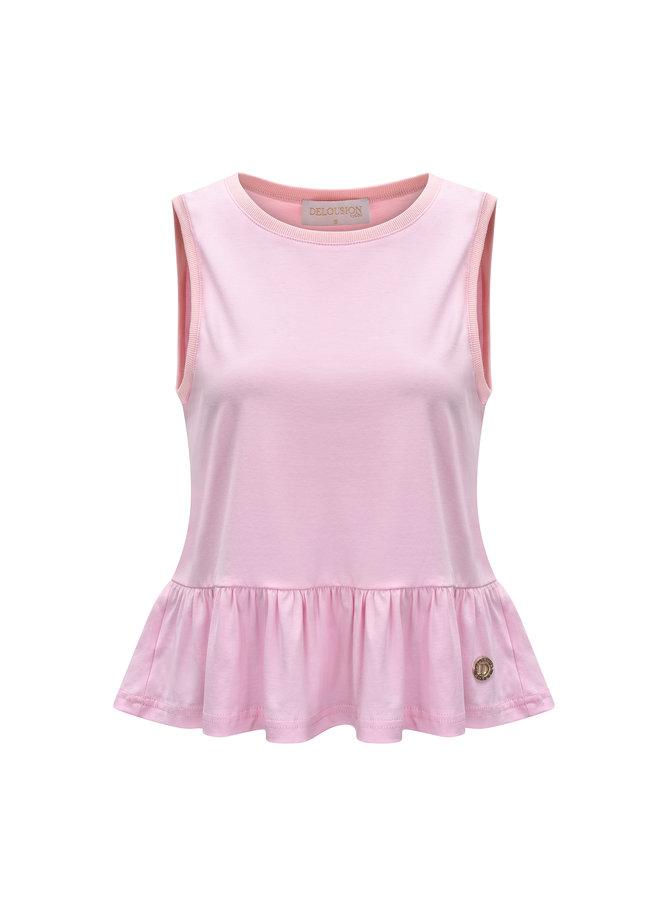 Top Zara Pink