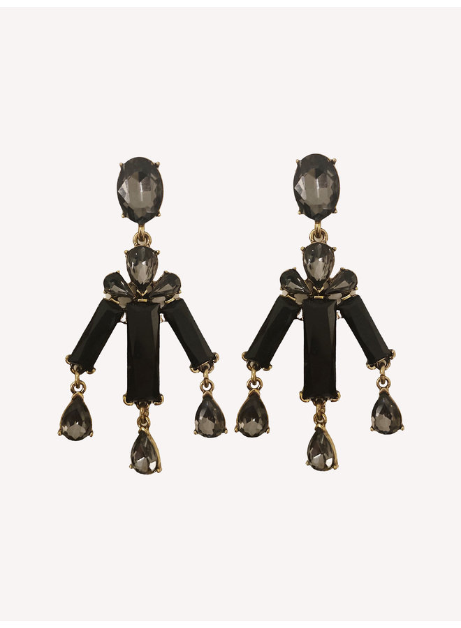 Earring - Black #192