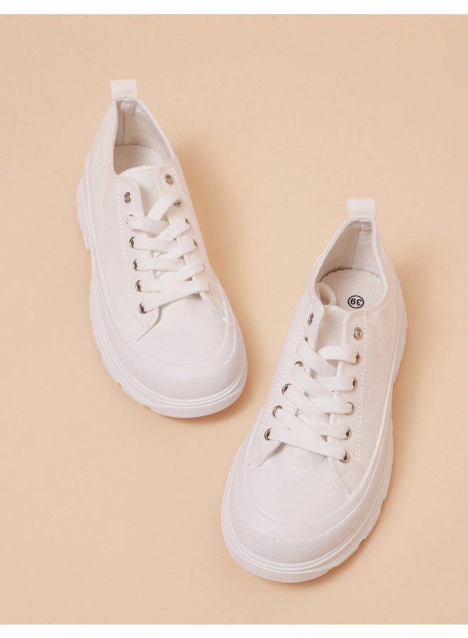 Up to something sneakers - offwhite #LL1792