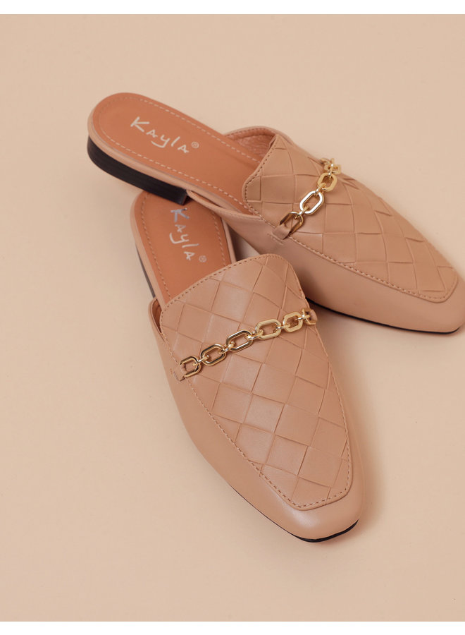 Livin' easy loafers - beige #M-568