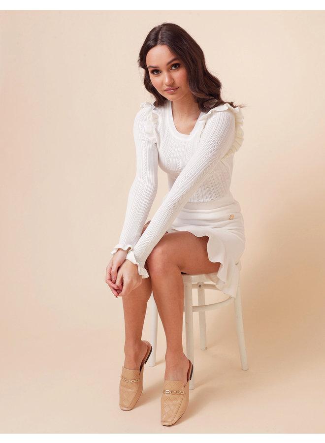 Skirt Finn Off White