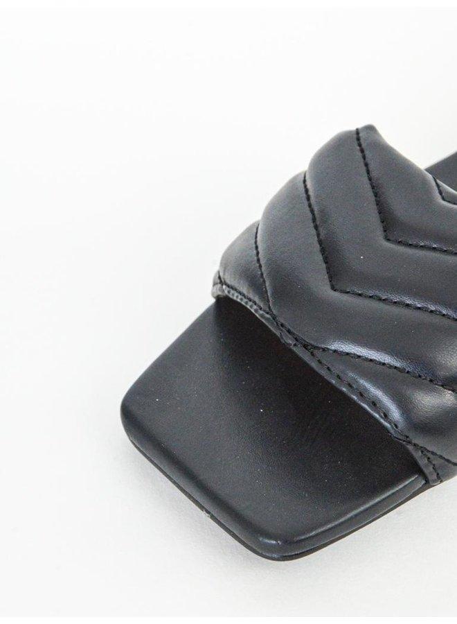 Carli slippers - black #GF194
