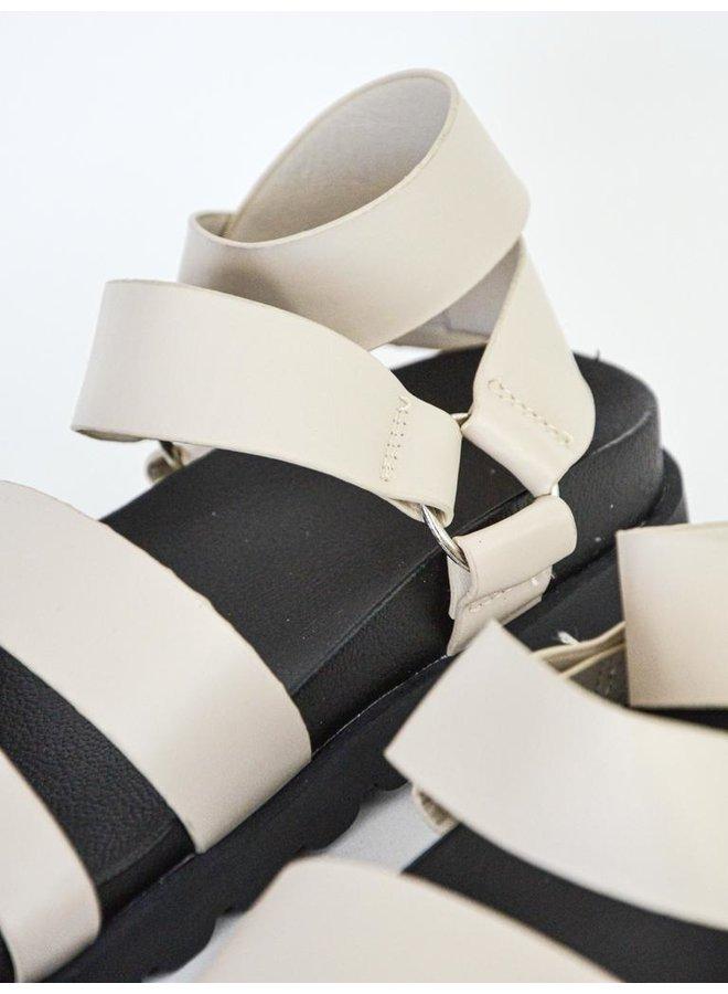 Dianna sandals - beige #016