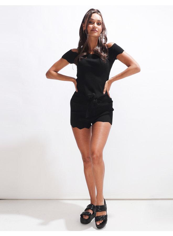 Whitney set - black #2132