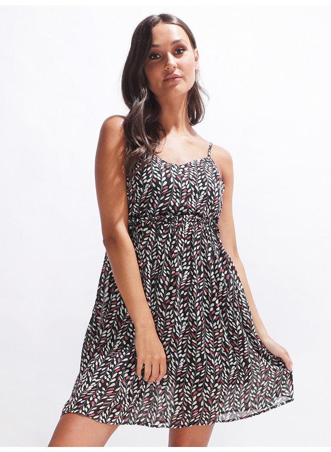 Cathy dress - black #2058