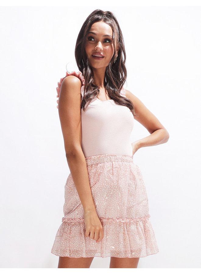 Britney skirt - pink #2114