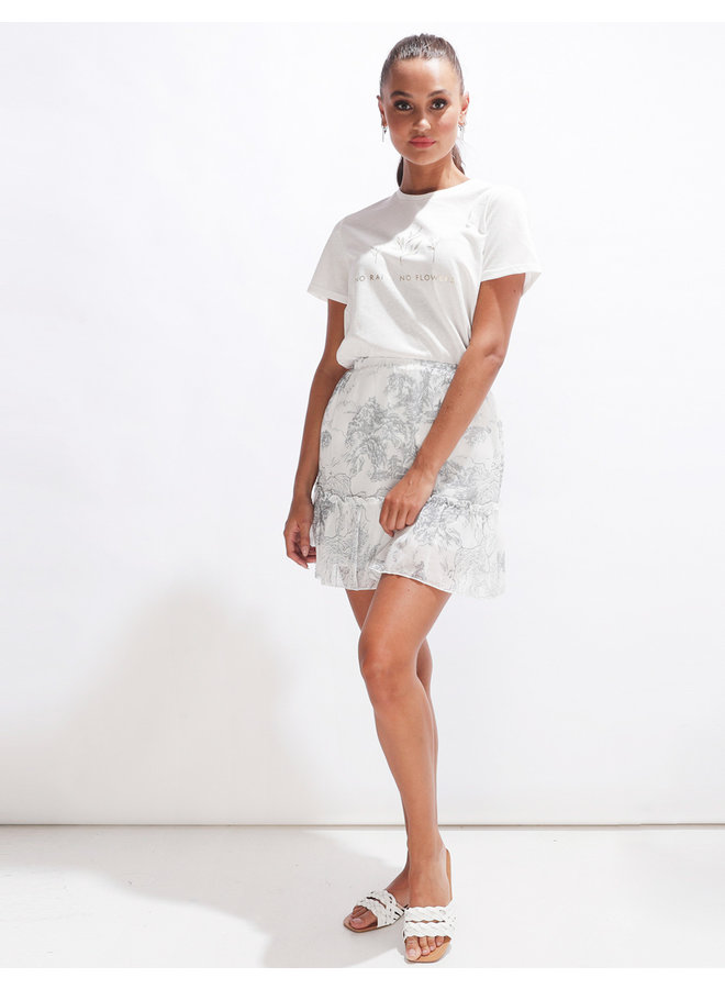 Stormy skirt - offwhite #2093