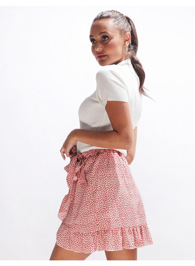 Jennifer skirt - red #2067