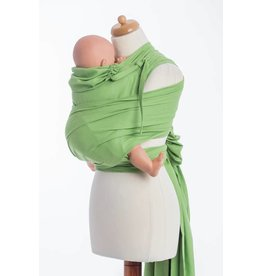 Huurproducten LennyLamb WrapTai Mini (baby mei tai) Green Diamond - huurproduct