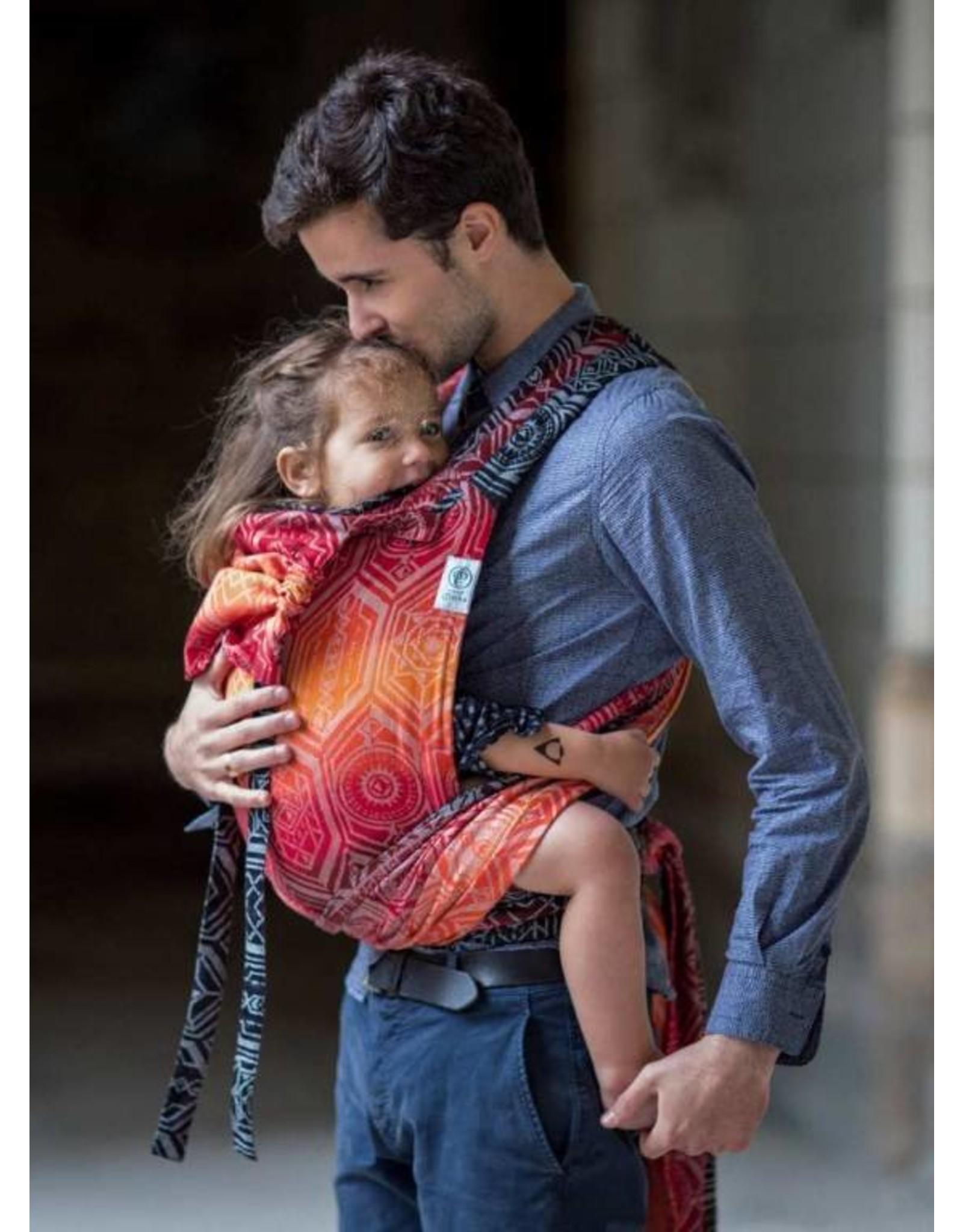 Huurproducten Huurproduct halfbuckle babydraagzak Oscha Cairis Baby - Oakenshield Ore