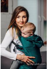 LennyLamb Peuterdraagzak LennyLamb LennyGo Toddler Emerald