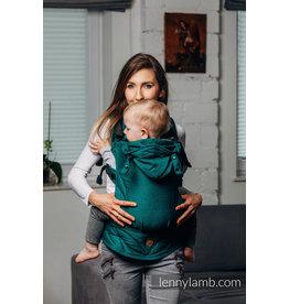 LennyLamb LennyLamb LennyGo Toddler draagzak Emerald