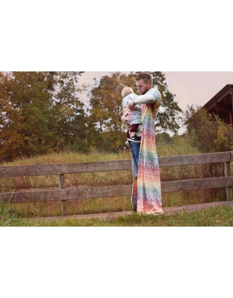 Yaro Yaro geweven draagdoek La Vita Autumn Rainbow