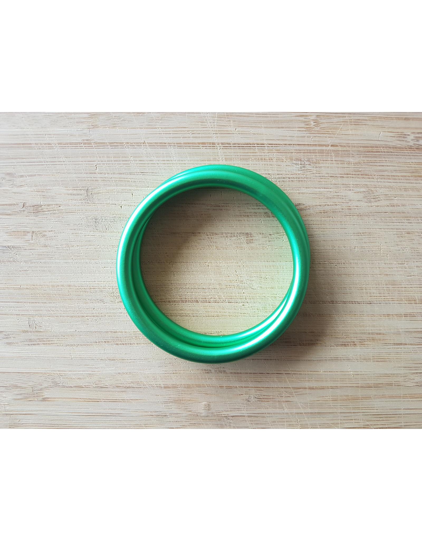 Slingringen maat M groen