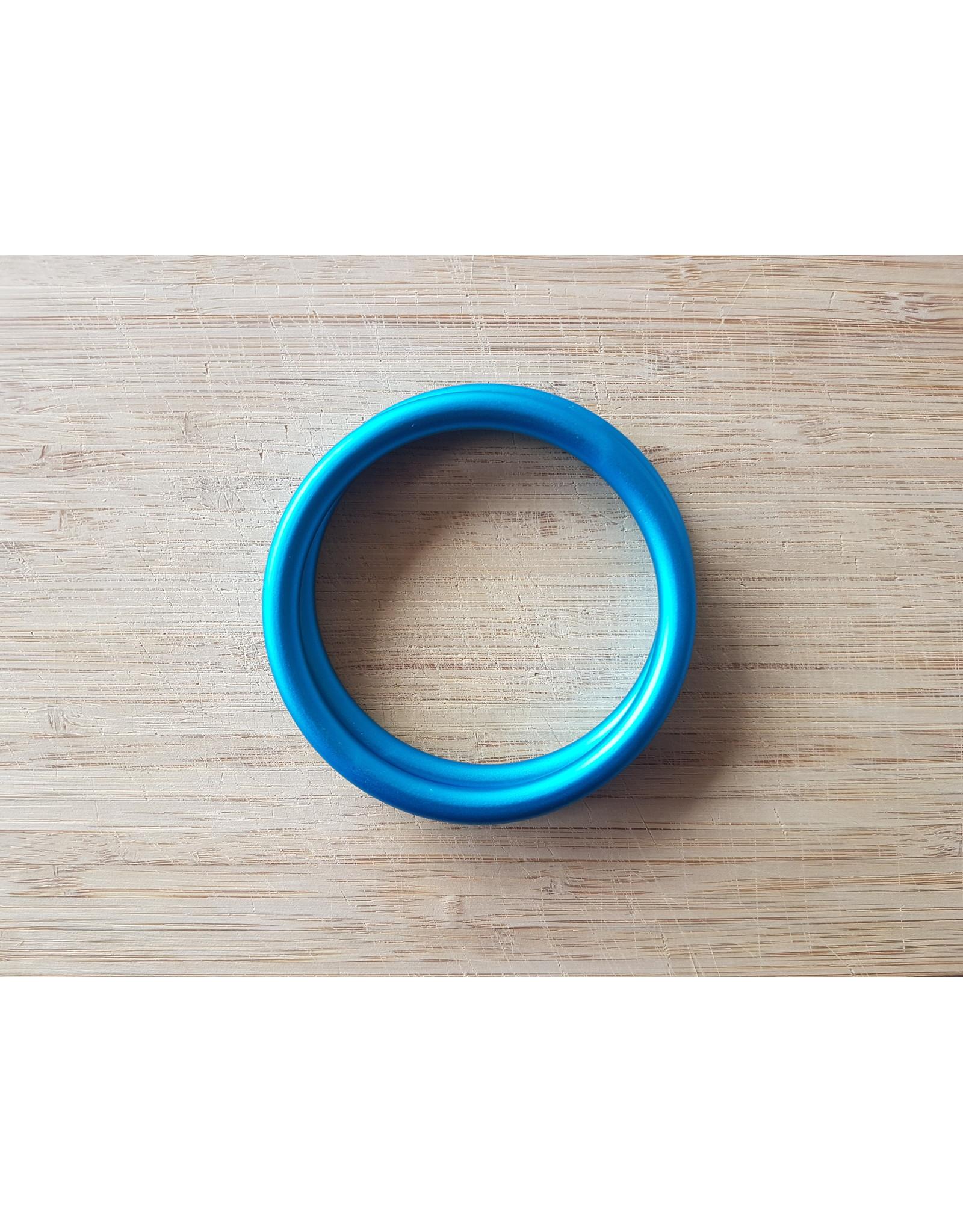 Slingringen maat M blauw